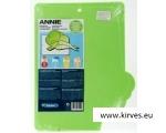 Lõikelaud Annie aedvilja jaoks (heleroheline)
