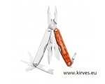 Leatherman Juice S2 Cinnabar Orange