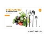 Fiskars Functional Form söögiriistade komplekt  24 osaline,läikega