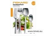 Fiskars Functional Form söögiriistade komplekt  16 osaline, matt