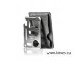 SURVIVAL CARD (hõbedane) 11 funktsiooni
