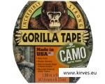 """Gorilla teip """"Camo"""" 8 m"""