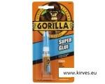 "Gorilla liim ""Superglue"" 1x3g"