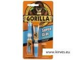 "Gorilla liim ""Superglue"" 2x3g"