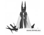 Mulitööriist Leatherman Wave+ black/silver