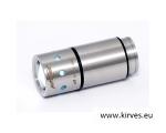 Taskulamp Led Lenser Automotive, hõbedane , kinkekarbis