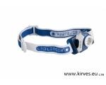 Pealamp Led Lenser SEO 7 R (kinkekarbis , sinine)