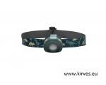 Pealamp  Led Lenser Kidled 4R lastele roheline