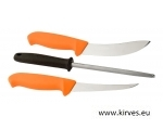 Morakniv Jahinugade komplekt Hunting Set Orange