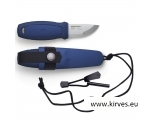 "Pussnuga ""Morakniv® Eldris Neck Blue, Fire Starter Kit"""