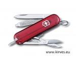 Victorinox Signature  taskunuga punane läbipaistev