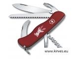 Victorinox Hunter taskunuga jahimehele punane