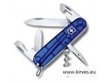 Victorinox Spartan taskunuga sinine läbipaistev