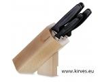 Victorinox  nugade komplekt  ( 5 nuga ja puidust hoidik)