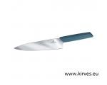Victorinox kokanuga Swiss Modern laia teraga rukkilillevärvi käepide, 20 cm