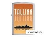 Zippo Tallinn Kilukarbi siluett (skyline)